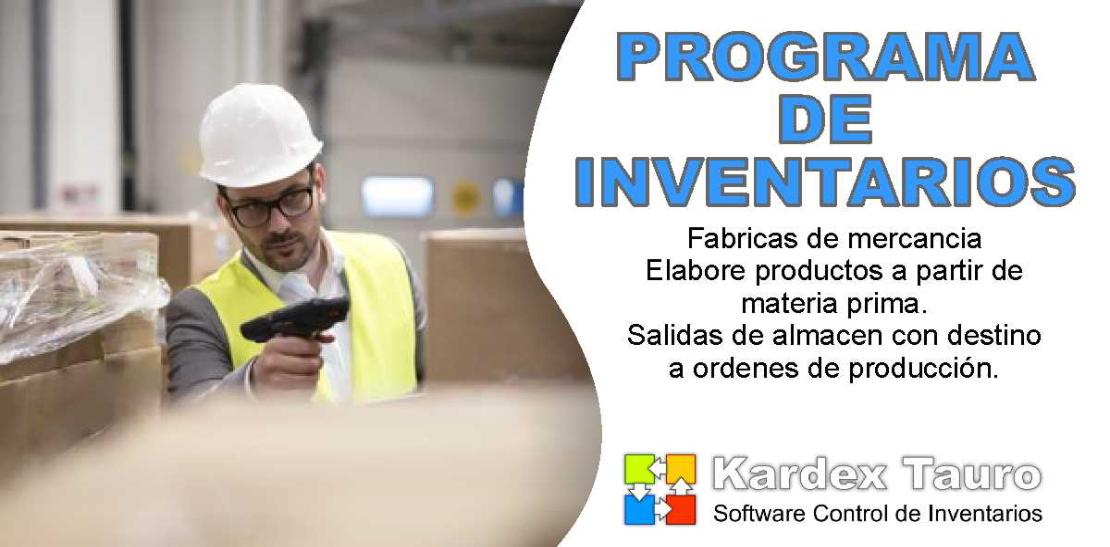 software de inventarios gratis