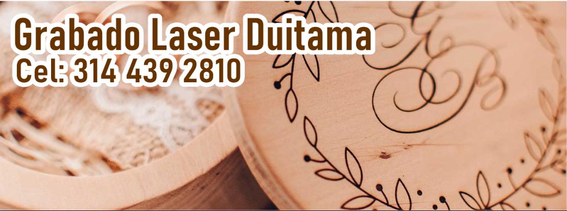 Grabado Laser Madera Duitama
